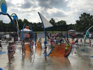 Swift-Cantrell Park Splash Pad