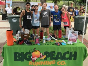 Big Peach Running Co. Crew