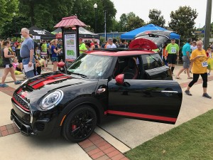 Platinum Sponsor Mini of Kennesaw Brought out Some Beauties