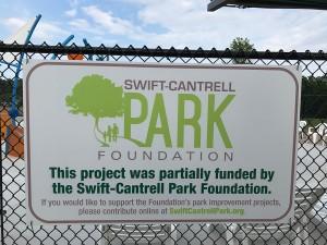 Swift-Cantrell Splash Pad