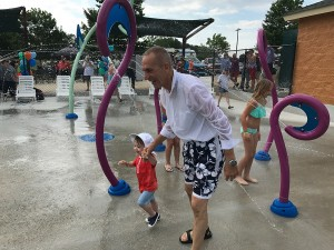 Who Enjoyed it More: The Kids or Mayor Easterling?