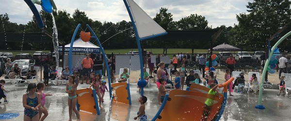 Swift-Cantrell Splash Pad
