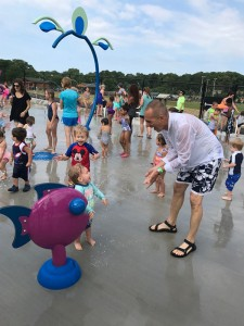 Mayor Easterling Splashes is up with Kennesaw Residents