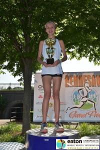 Overall Women's Winner - Tess Cochran