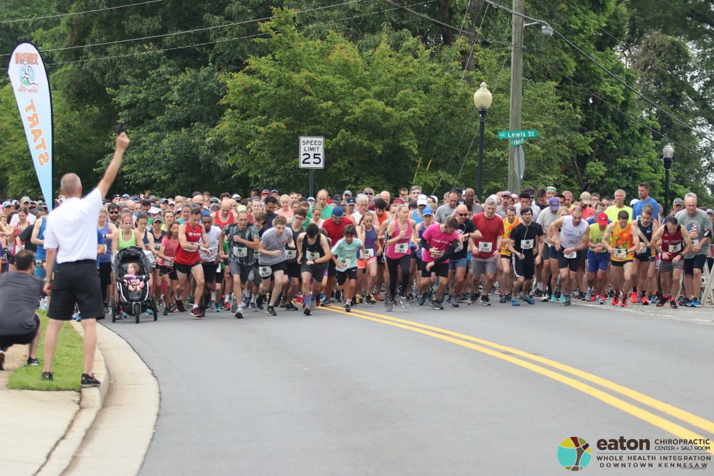 2019 Swift-Cantrell Classic 5k - Swift-Cantrell Park Foundation